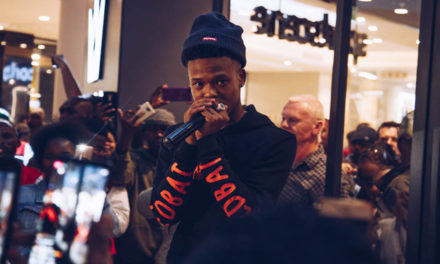 ICYMI: Nasty C x Redbat collaboration launches at sportscene Canal Walk