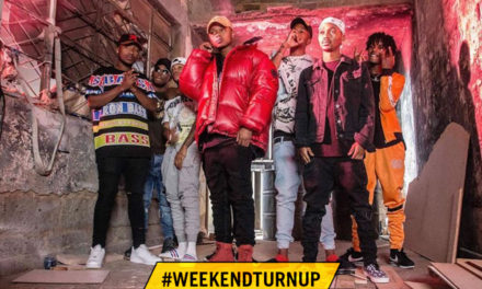 Weekend Turn Up x The Wrecking Crew