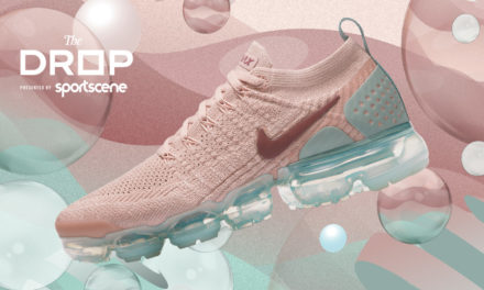 "The Drop | Introducing Vapormax Flyknit 2 ""Particle Beige"""