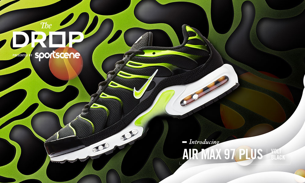 THE DROP | INTRODUCING NIKE AIR MAX PLUS