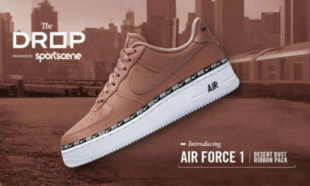 "THE DROP | INTRODUCING NIKE AIR FORCE 1 ""RIBBON PACK"""