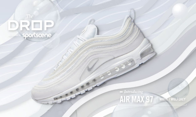 "THE DROP: NIKE AIR MAX 97 ""Wolfgrey"""