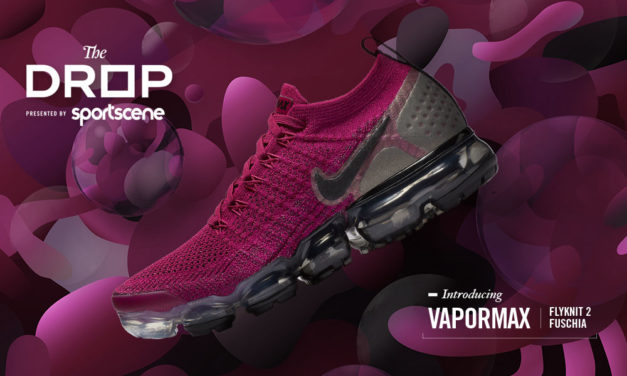 "THE DROP | INTRODUCING THE NIKE VAPORMAX FLYKNIT 2 ""Fuschia"""