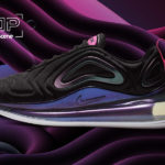 The Drop: Nike Women's 720 SE Black/Pink sneaker