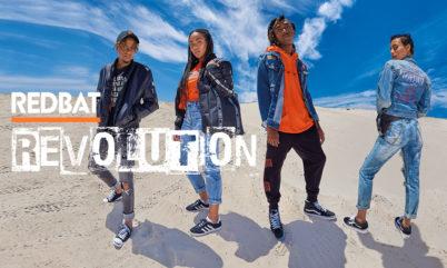 Redbat Revolution Cover