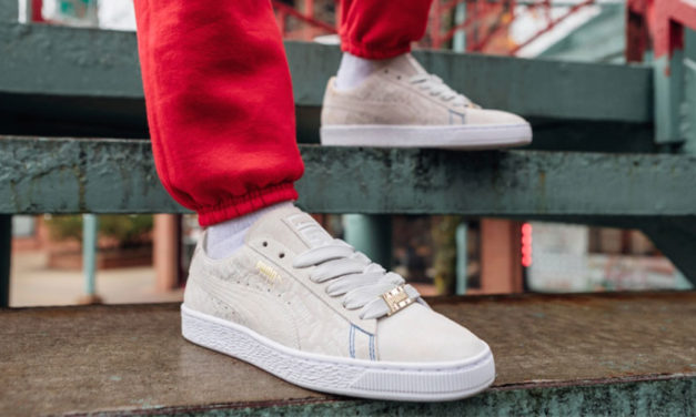 Puma celebrates 50 years of Suede with the 'Breakdance Cities' pack