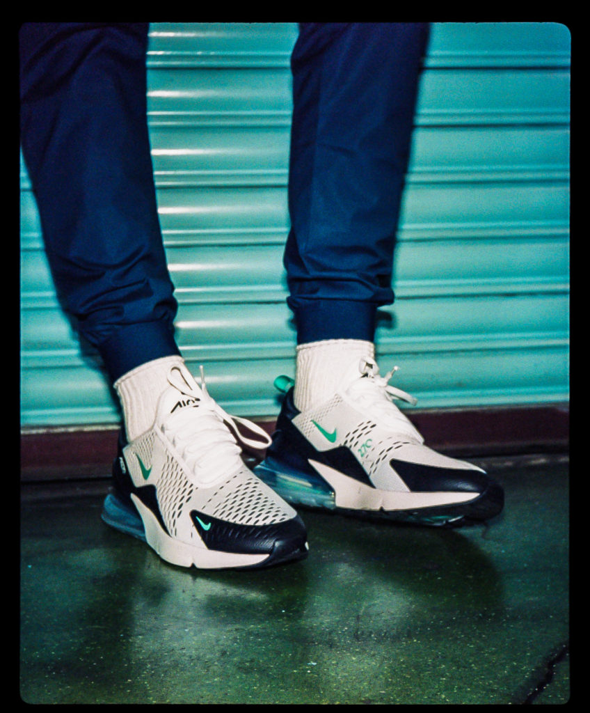 air max 270 with jeans