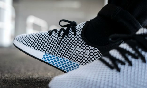 Deerupt – Disruptively simple and undeniably adidas
