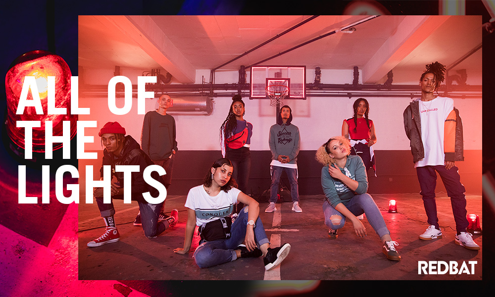 Official look book | Redbat All Of the Lights