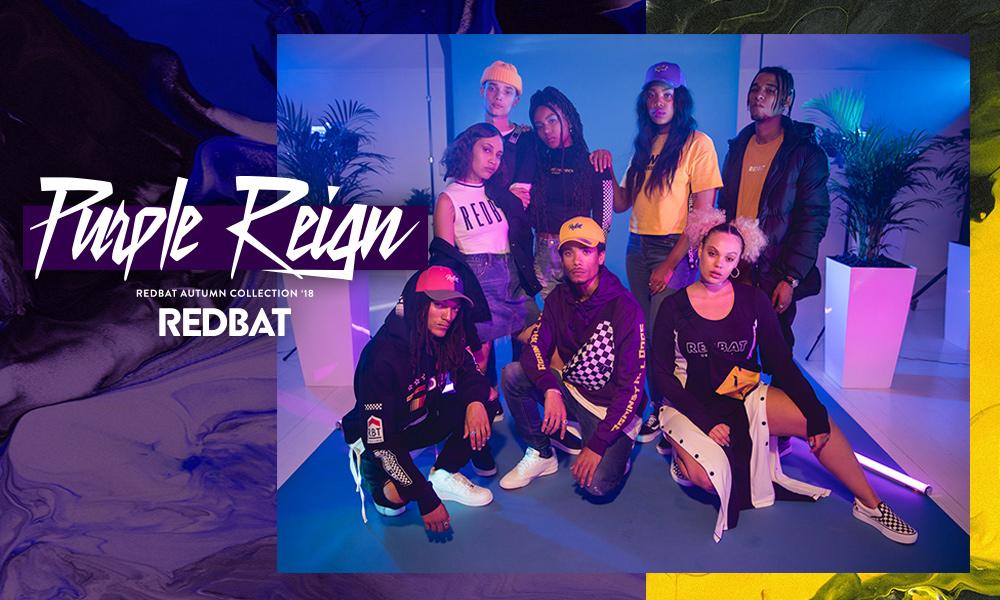 Official look book   Redbat Purple Reign
