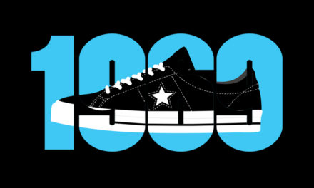 Converse sneaker icons