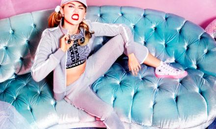 WATCH: Jodie Petersen unboxes Converse x Miley
