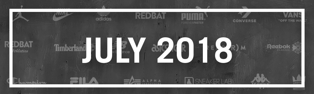 Sneaker launches July