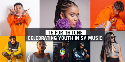 16 FOR 16 JUNE