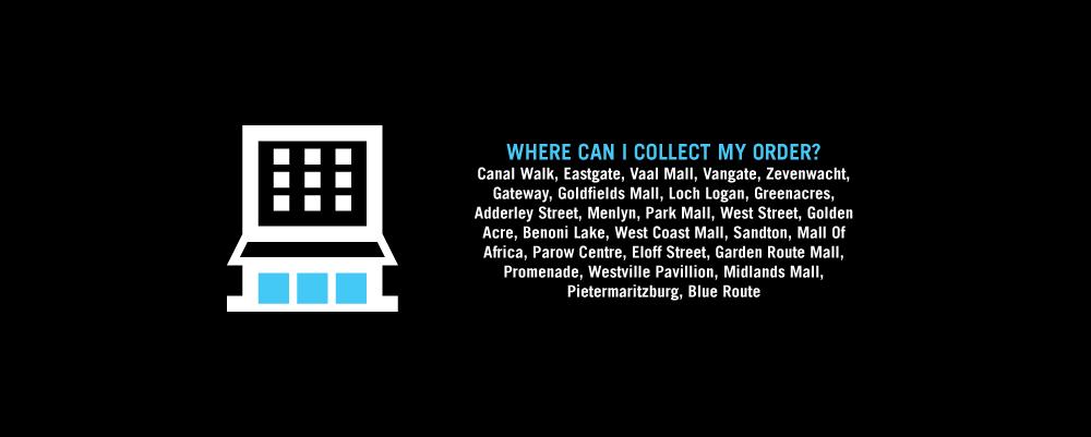 Canal Walk, Eastgate, Vaal Mall, Vangate
