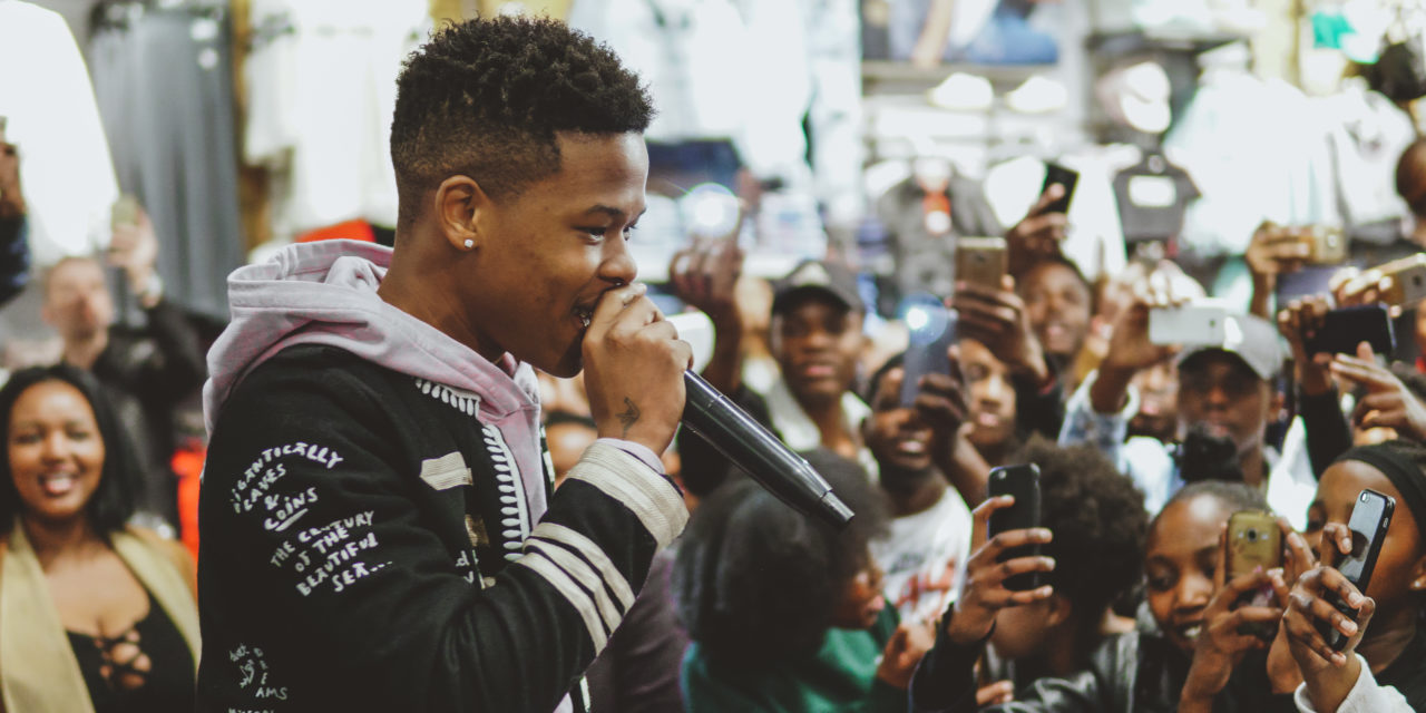 ICYMI: Nasty C x Redbat Season 2 Launch at sportscene Mall of Africa