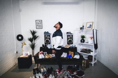 Gantane Gwane sneakerhead