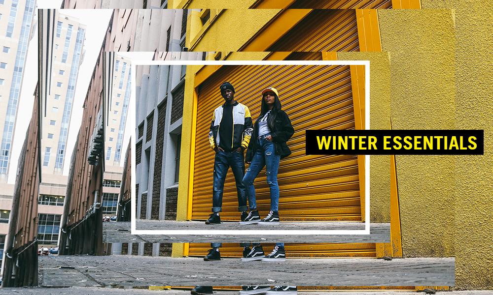 Get the look: Redbat winter essentials
