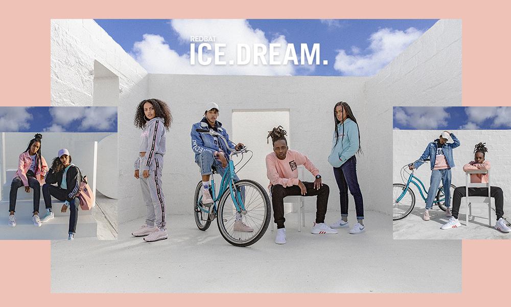 Redbat Ice Dream Shop the latest Redbat collection