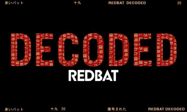 Look book | Redbat Decoded