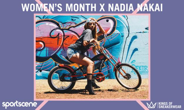 Women's Month X Nadia Nakai