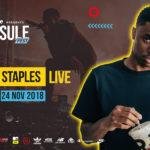 Capsule Fest 2018 Presents Vince Staples