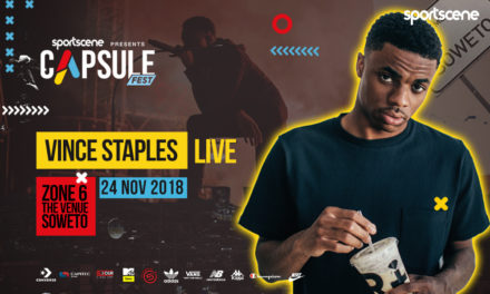 Capsule Fest 2018 Presents Vince Staples