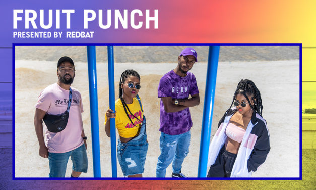 Look book | Fruit Punch presented x Redbat