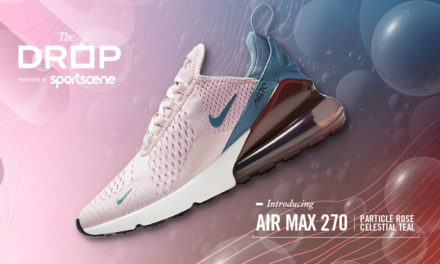 "THE DROP | INTRODUCING NIKE AIR MAX 270  ""PARTICLE ROSE"""