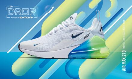 The Drop | Introducing Air Max 270 White/Lime/Blast-photo blue
