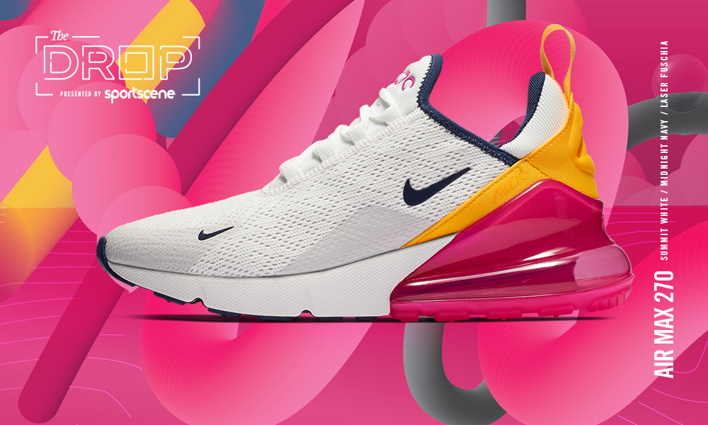 Nike Air Max 270 AH6789 106 Release Info | abby inspiration