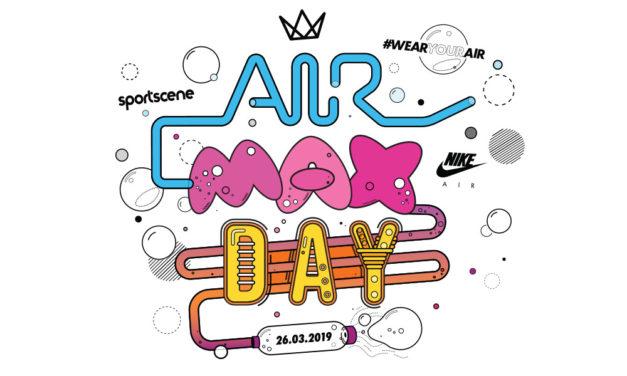 sportscene X Nike Air Max Day 2019 #WearYourAir
