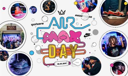 Here's how sportscene and Nike celebrated Air Max Day 2019
