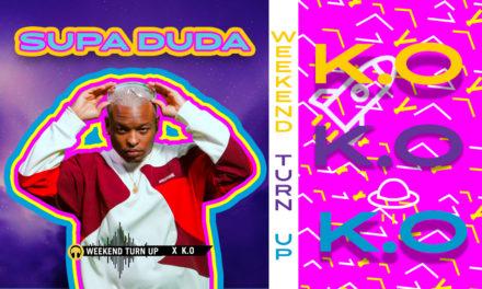 Weekend Turn Up x K.O