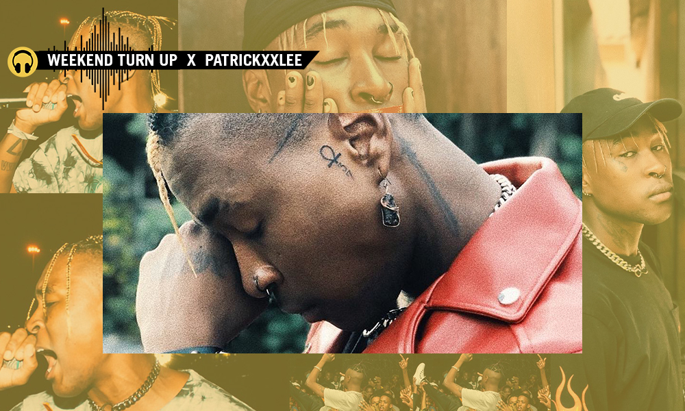 On your weekend playlist: PatrickXXLee