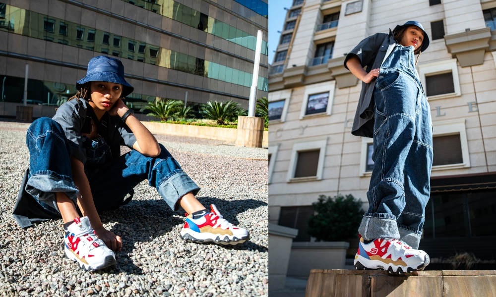 WATCH: Reneilloe unboxes the brand new Skechers x One Piece collab