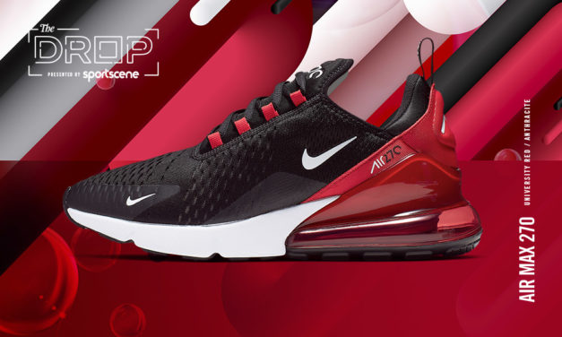 The Drop | Nike Air Max 270 Black/Red