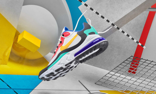 Everything you need to know about the Nike Air Max React 270