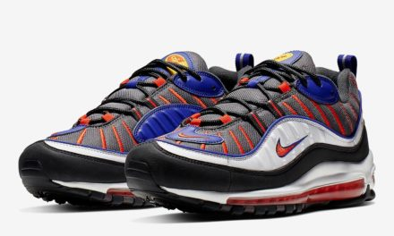 "Nike Air Max 98 ""Team Orange"" – 640744-012"