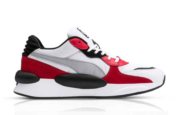 Puma White/Red  RS 9.8 Space – 370230 01