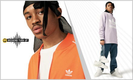Weekend Turn Up x The Big Hash: powered by adidas Originals