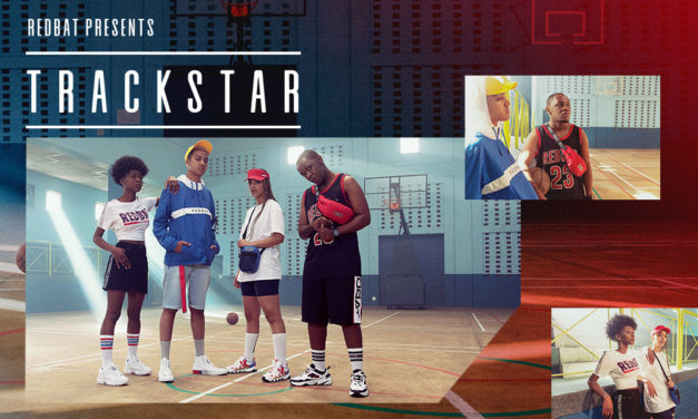 Retro sport meets new age steeze. Introducing Trackstar by Redbat