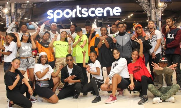 sportscene opens a new flagship store at Sandton