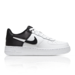 NIKE JUNIOR AIR FORCE 1 LV8 1 BLACK/WHITE SNEAKER