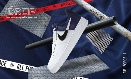 Introducing The Drop: Nike Air Force 1 '07 LV8 'NBA'