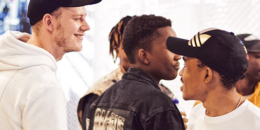 ICYMI: adidas South Africa kicks off festive season with pop up studio