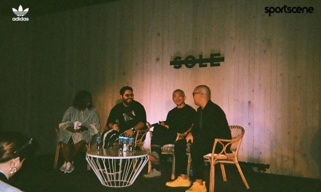 adidas Originals brought the London Underground Culture to Dubai at Sole DXB 2019