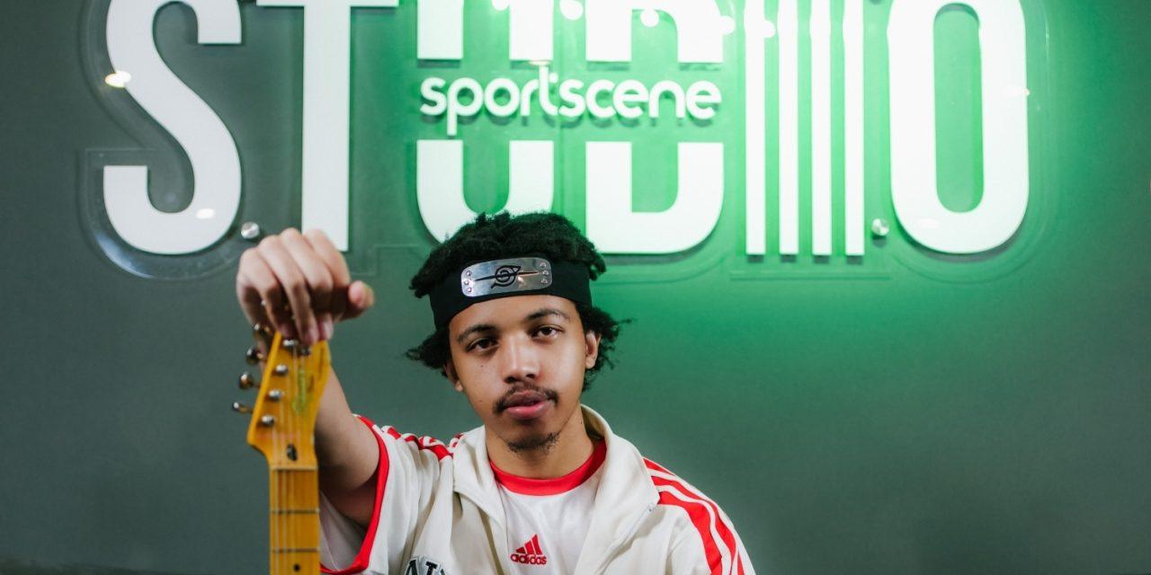 Pretoria rapper Planet Fwesh kicks it with sportscene and adidas SA
