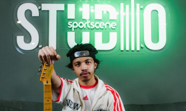 Pretoria rapper Planet Fwesh kicks it with sportscene and adidas