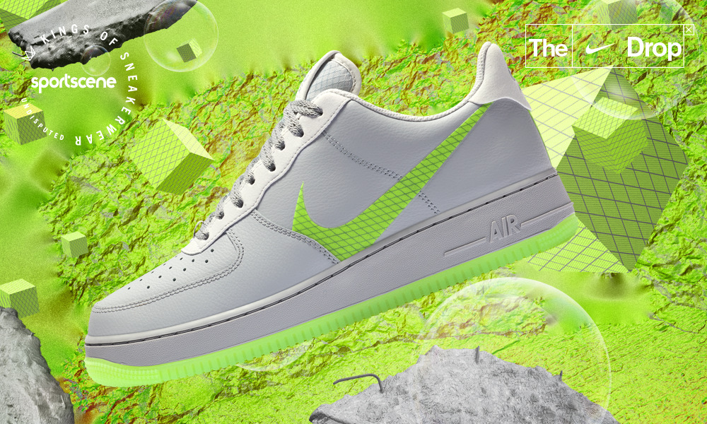 Nike Air Force 1 – 35 years of comfort and durability straight out of the box